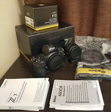 Nikon Z7 | Mirrorless Full-Frame Camera | Black