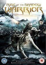 Rise Of The Shadow Warrior DVD Danielle Chuchran Original UK Rele New Sealed R2