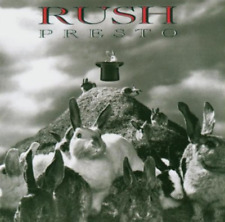 Rush-Presto (UK IMPORT) CD NEW
