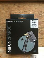 IPhone Mains Charger/New & Boxed For I Phone 3, 4 And 4S/ I Pod