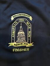 Annapolis Ten Mile Run Finisher Womans Xl Mock Turtle New With Tags Polyester