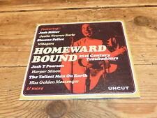 VARIOUS - UNCUT HOMEWARD BOUND   !!!!!!!!!!! RARE CD PROMO