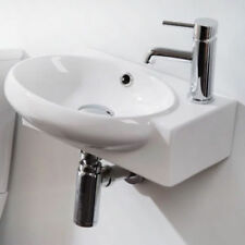 Bowl/Basin Oval Bathroom Sinks