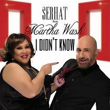 "Serhat feat. Martha Wash - CD ""I DIDN'T KNOW""  - Eurovision 2016 NEW VERSION"