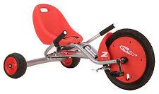 TRIKER Dreirad für Kinder ZigZag Trike NEU Chopper Kinderfahrzeug rot günstig