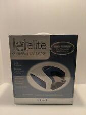ibd Jet Elite 36-Watt Uv Lamp for Manicure/Pedicure 61115 Salon Design Uv Gel