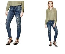 Guess Women's Power skinny Jeans 25''