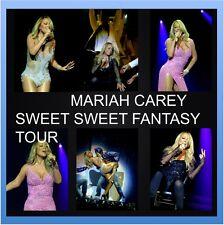 MARIAH CAREY SWEET SWEET FANTASY TOUR CONCERT LIVE PHOTO CD 1800