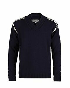 Dale of Norway Men's Alpina Masculine Sweater # MEDIUM