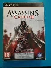 PS3 : Assassin's creed 2 - collector Special Film edition