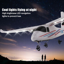 2.4G Remote Control Glider RC Airplane Aircraft Children's Kids Toy DIY Assembly