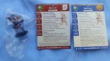 Wulfgar 25/60 D&D Miniature Pathfinder RARE SEALED NEW w/stat cards '07