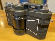 Panon WIDELUX F7 35mm Panoramic Film Camera From JAPAN Used Good