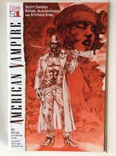 AMERICAN VAMPIRE #1 RETAILER INCENTIVE EDITION RRP VARIANT VERTIGO 2010 (SNYDER)