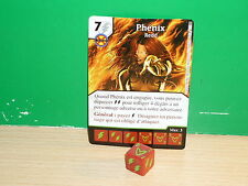 DICE MASTERS MARVEL Avengers vs X-Men Français / Deutsche - 086 Phoenix