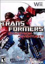 Transformers: Cybertron Adventures (Nintendo Wii, 2010)