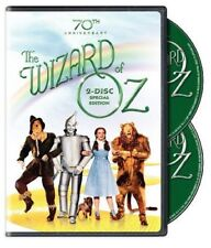 The Wizard of Oz DVD starring Judy Garland 2 disc 70th anniversary edition NEW