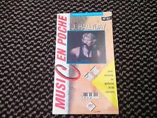 "Johnny Hallyday  ""Music en poche"" n°27  ""1995 """