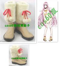 K Neko cosplay shoes winter boots S008