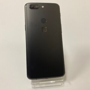 ONEPLUS 5T Dual-SIM  64GB / 128GB - Black - Unlocked - Smartphone Mobile