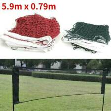 Professional Training Square Mesh Standard Badminton Net Sports Equipment