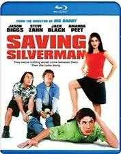 Saving Silverman [Blu-ray] Dvd, Amanda Peet,Jack Black,Steve Zahn,Jason Biggs,