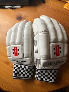 Gray Nicolls Prestige Batting Gloves Mens Medium RH