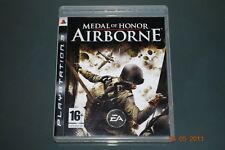 MEDAL OF HONOR AIRBORNE PS3 Playstation 3