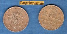 LOT de 2 pc 10 Francs Mathieu 1979 Tranche A + B du qualité TB TTB