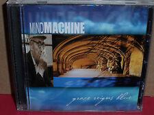Mind Machine - Grace Reigns Blue CD Rare ROCK