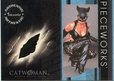 2004 INKWORKS CATWOMAN HALLE BERRY LEATHER PANTS PW-2