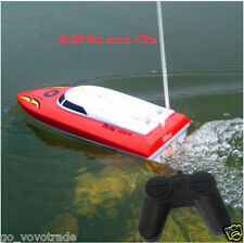 12km/h 10 inch RC boat Radio Metal Remote Control RTR Electric Dual Motor Toy AU