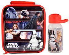 Star Wars Vertical Lunch Bag - Last Jedi BagBox R2d2 Rey Lunchbox Bb8 Kylo Ren