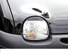 Scheinwerferblenden Böser Blick Scheinwerfer Blende RENAULT Twingo 93-07 MATTIG