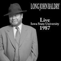 Long John Baldry - Live: Iowa State University '87 [New CD] UK - Import