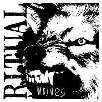 "Ritual – Wolves 7"" *  yellow vinyl - ltd. to 250 copies * Hardcore *"