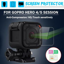 Tempered Glass Explosion-proof Screen Protector for Gopro Hero 4/5 Session New