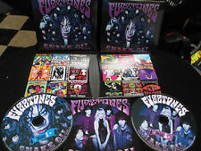 Snake Oil  by The Fuzztones CD Psychedelic Garage Punk Rock Saxon Prunes MC5