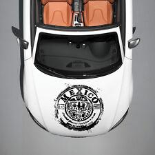 Seal Post Stamp MEXICO HOOD CAR VINYL STICKER DECALS GRAPHIC CUTE DESIGN SV2531