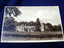 LOVELY OLD PPC: LACOCK ABBEY~WILTSHIRE~FILM LOCATION (HARRY POTTER A.O.)