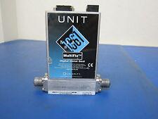 Unit Instruments UFC-1661C MFC Mass Flow Controller 200cc C12 Edge D-Sub RJ-45 -
