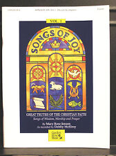 SONGS OF JOY - 2 CDs, songbook- Christian music - NEW