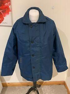 Mens Blue Henri Lloyd Thick Jacket - Size Extra Large (XL) - J17