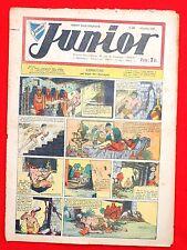 Coquelicot journal du JUNIOR n°26. Juillet 1947. SPE. Pellos, Tarzan...Bel état