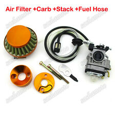Carburetor Air Filter Vstack 47 49cc Mini Dirt Pocket Bike ATV Gas Scooter Goped
