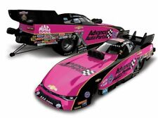 IN NOW! COURTNEY FORCE 2017 ADVANCE AUTO PARTS PINK 1:24 NHRA FUEL FUNNY CAR