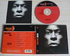 RARE CD ALBUM DIGIPACK TUTU - DAVIS MILES 8 TITRES 1986