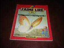 J'AIME LIRE - TOME N°6 ANNEE 1977 AVEC MARQUE PAGE ATTACHE