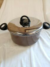 T-FAL Non-stick 8-Quart Stock Pot with Vented Lid