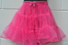 Polyester Patternless Skirts (0-24 Months) for Girls